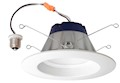 10, 13, and 16 W Retrofit LED Downlight -<br><i> Photo courtesy of OSRAM SYLVANIA Inc.</i>