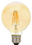 4.5 W, 2200K CCT Medium Base Decorative LED Bulb/Lamp -<br><i> Photo courtesy of OSRAM SYLVANIA Inc.</i>