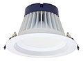 24 and 55 W CCT Retrofit LED Downlight - <br><i> Photo courtesy of OSRAM SYLVANIA Inc.</i>